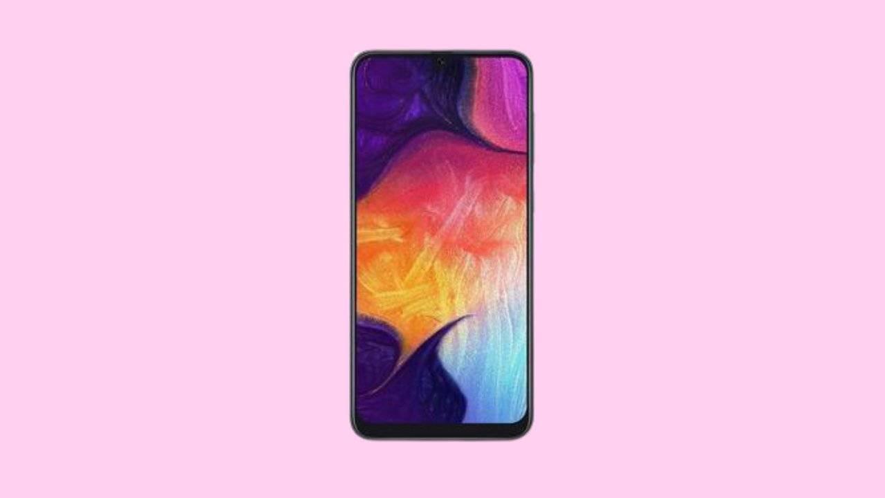 Galaxy A50 SM-A505GT Binary 6 Firmware