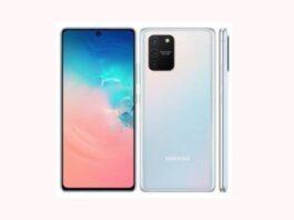 Galaxy S10 Lite SM-G770F Binary 4 Firmware