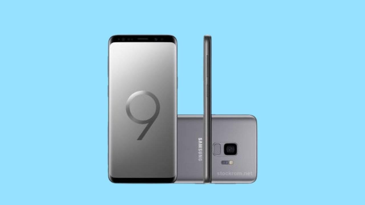 Galaxy S9 SM-G9600 Binary 8 Firmware