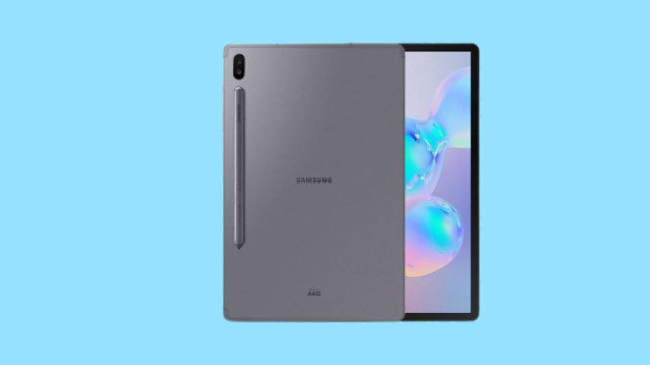 Galaxy Tab S6 SM-T865 Binary 4 Firmware