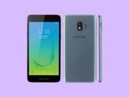 Galaxy J2 Core SM-J260MU Binary 1 Firmware