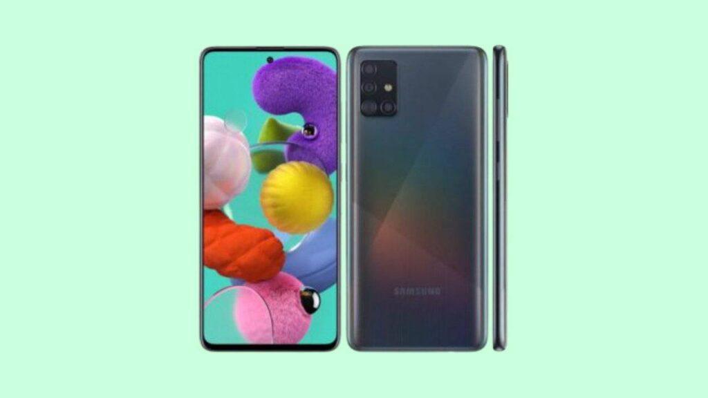 Galaxy A51 5G SM-A516B Binary 3 Combination File