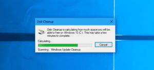 disk cleanup windows 10 registry cleanup