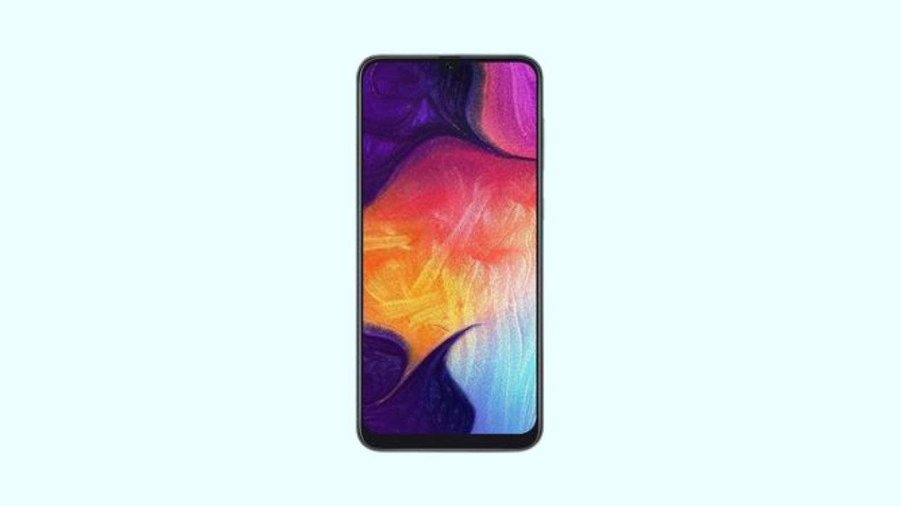 Galaxy A50 SM-A505GT Binary 8 Firmware