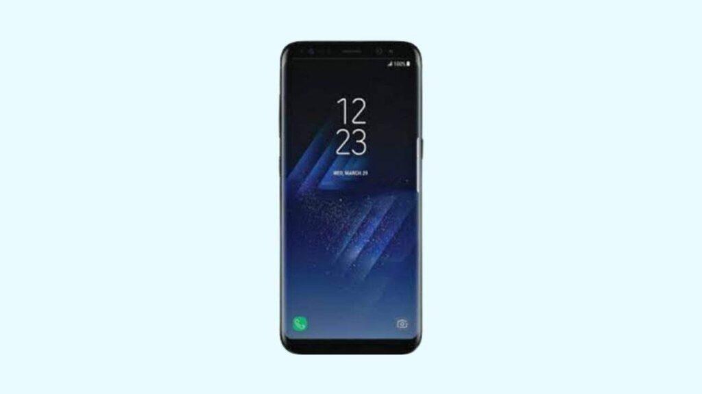 Galaxy S8 SM-G950N Binary 1 Combination File