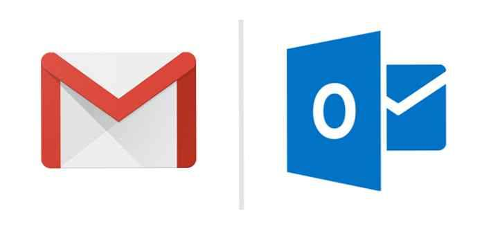 add a Gmail account to Outlook Online