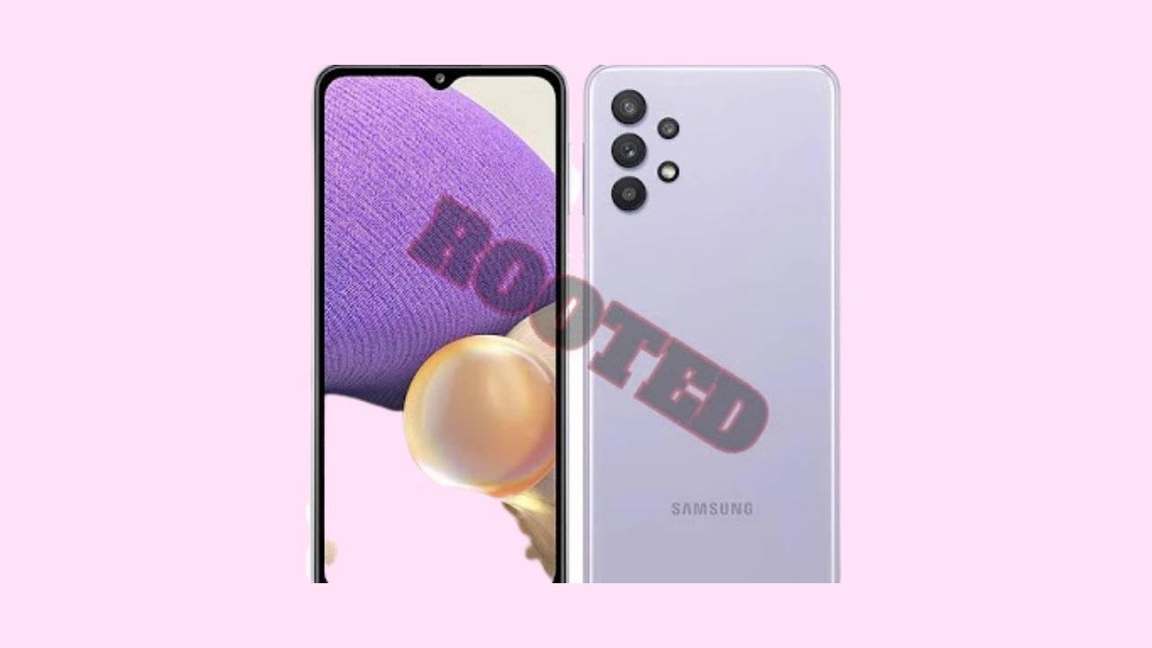 Root Samsung Galaxy A32 SM-A325F