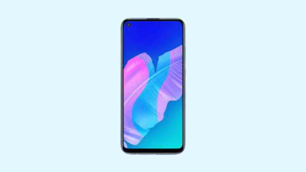 Huawei P40 Lite E ARTH-L29 Firmware
