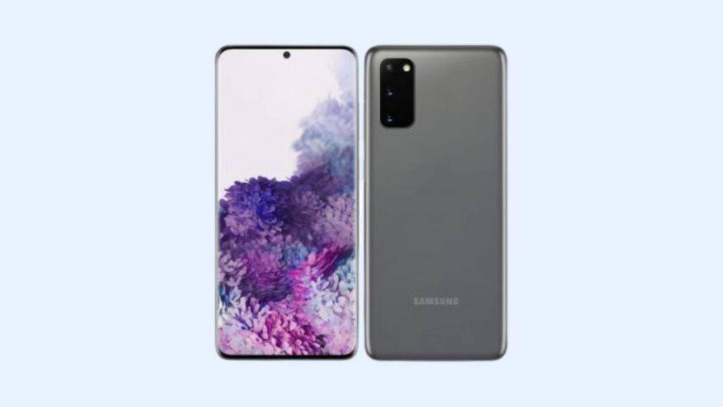 Galaxy S20 SM-G980F Binary 8 Firmware