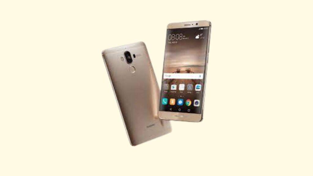Huawei Mate 9 MHA-L29B FirmwareHuawei Mate 9 MHA-L29B Firmware