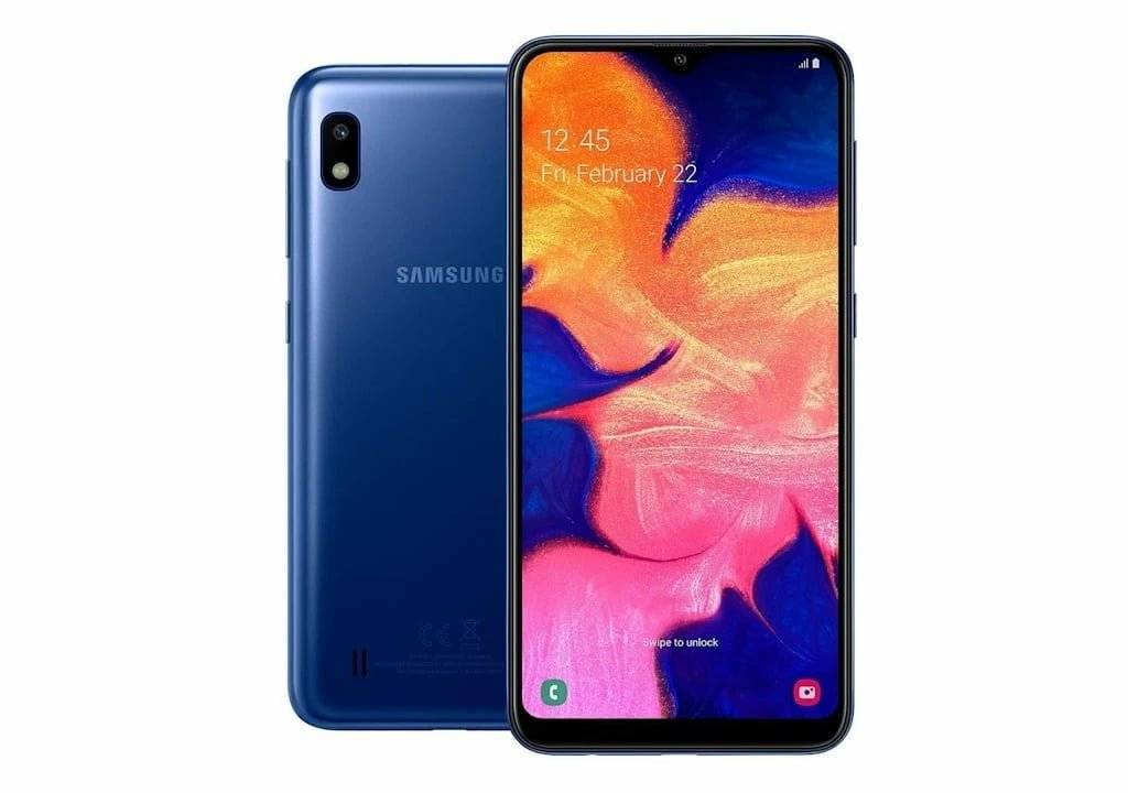 Android 11 update with One UI 3.1 for Galaxy A10