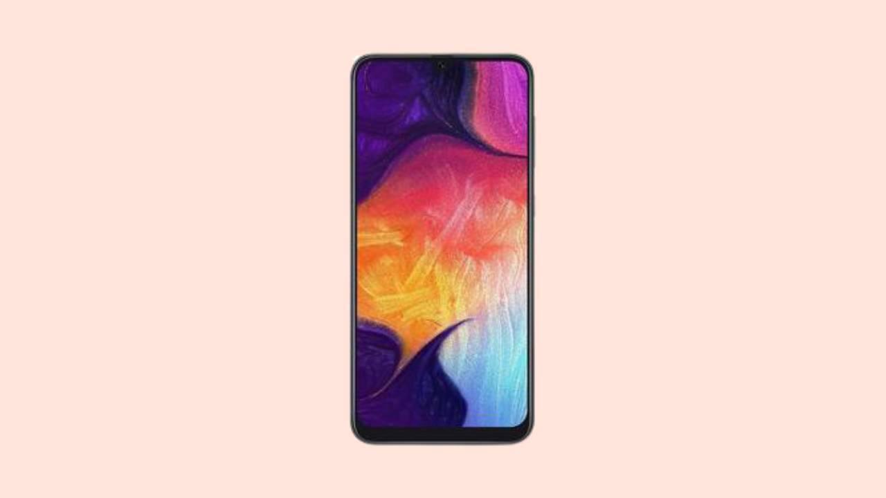 Galaxy A50 SM-A505GT Binary 9 Firmware