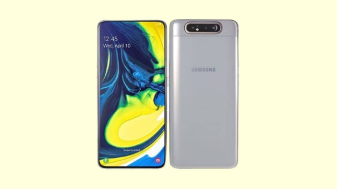 Galaxy A80 SM-A805F Binary 6 Firmware