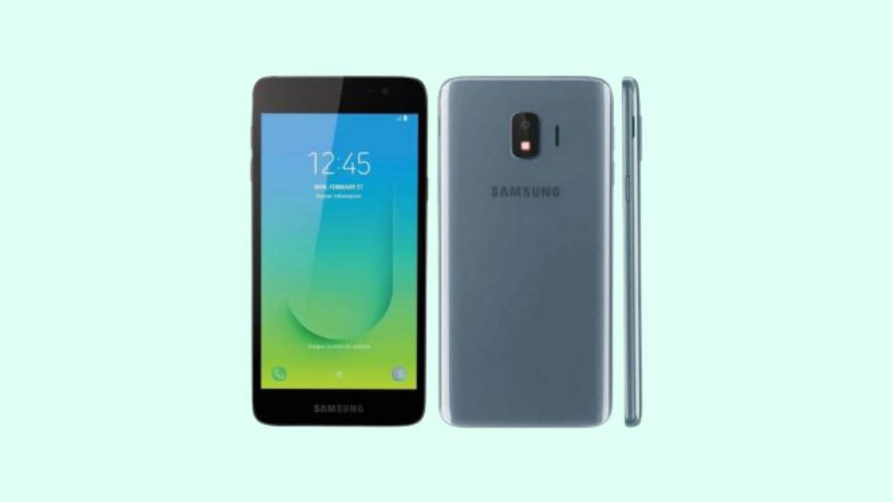 Galaxy J2 Core SM-J260M Binary 4 Firmware