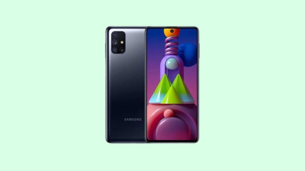 Galaxy M51 SM-M515F Binary 3 Firmware