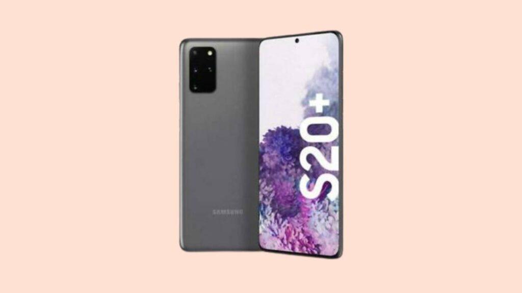 Galaxy S20+ SM-G985F Binary 8 Firmware