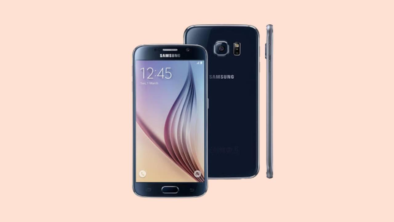 Galaxy S6 SM-G920I Binary 4 Firmware