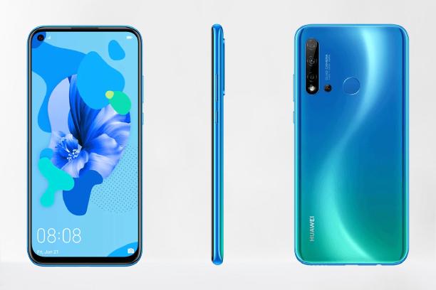 Huawei P20 Lite Anne-AL00I Firmware