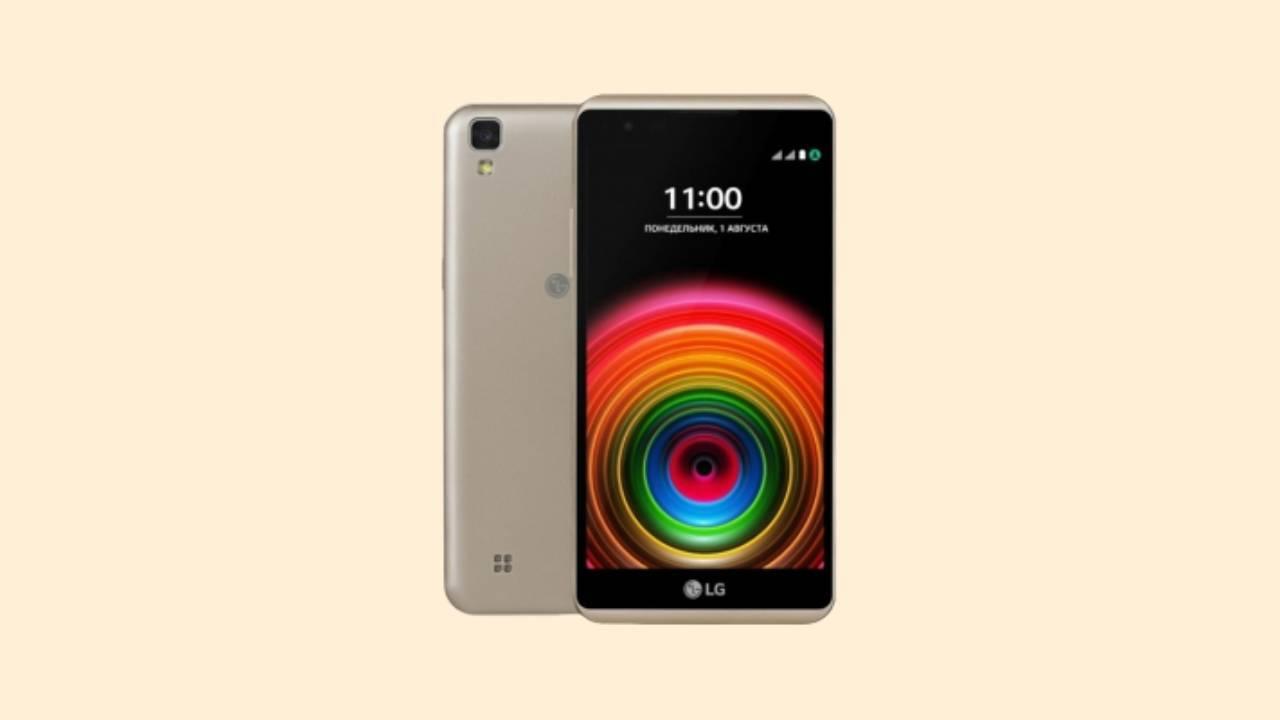 LG X Power Dual LGK220Y Firmware