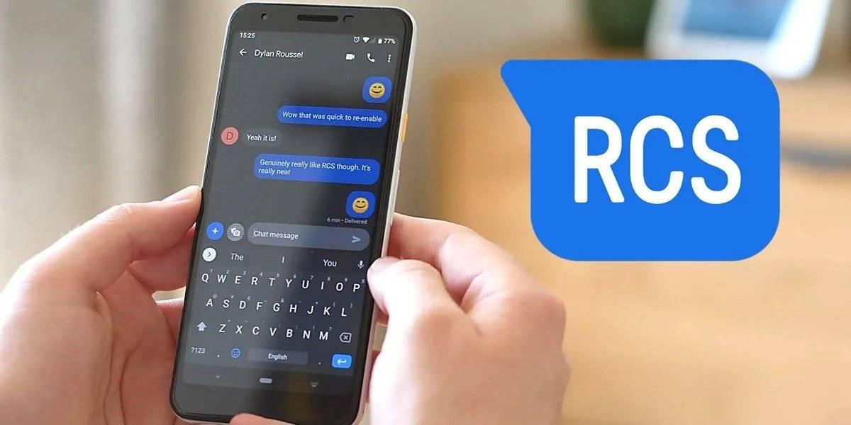 send RCS messages