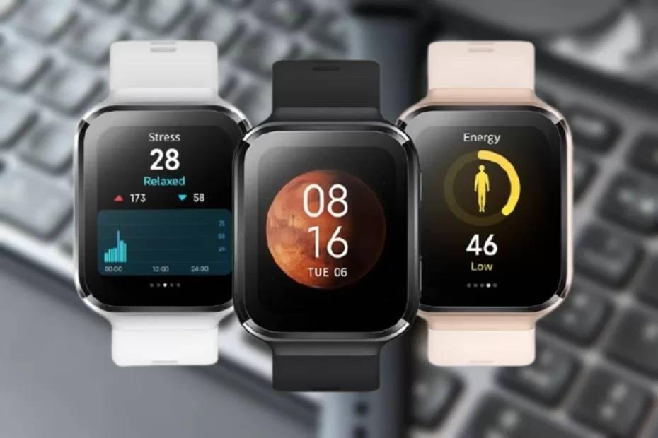 Connect Xiaomi 70mai Saphir Watch