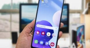 How to format Samsung Galaxy A21s