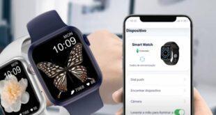 configure smartwatch DT100
