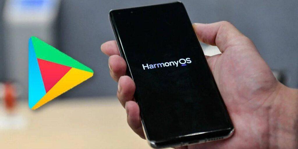 install Google Play on Huawei and HarmonyOS