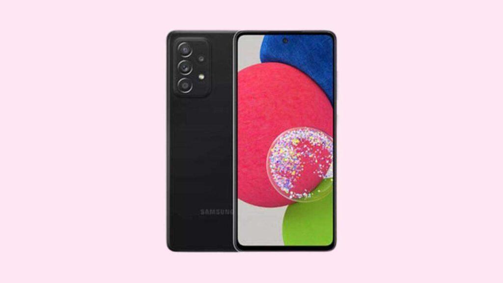 Galaxy A52s 5G SM-A528B Binary 1 Firmware