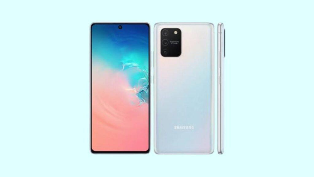 Galaxy S10 Lite SM-G770F Binary 6 Firmware