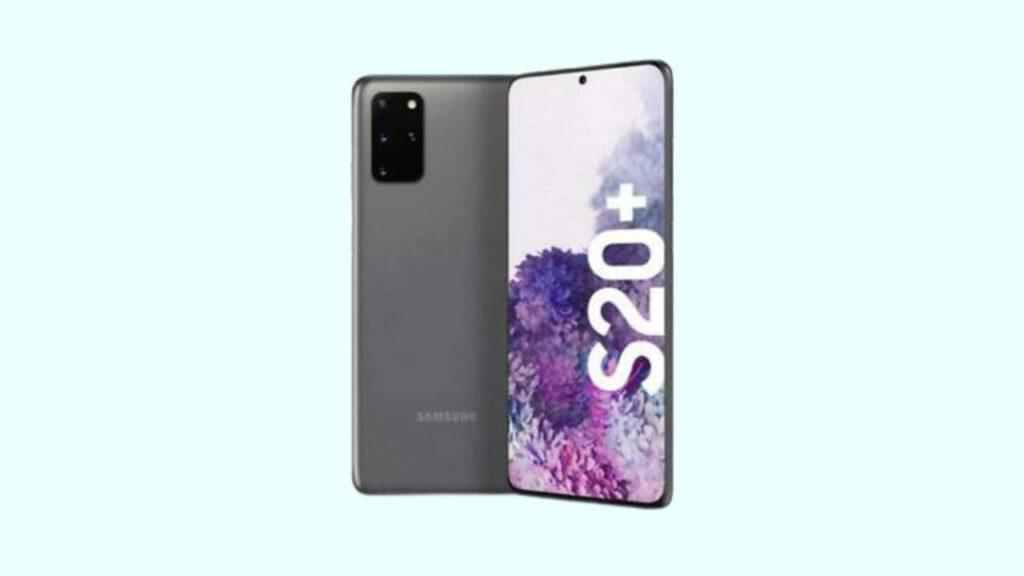 Galaxy S20+ SM-G985F Binary 10 Firmware
