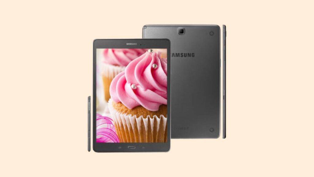 Galaxy Tab A SM-P550 Binary 1 Firmware