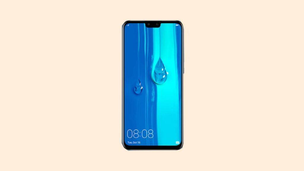 Huawei Y9 2019 JKM-LX1 Firmware