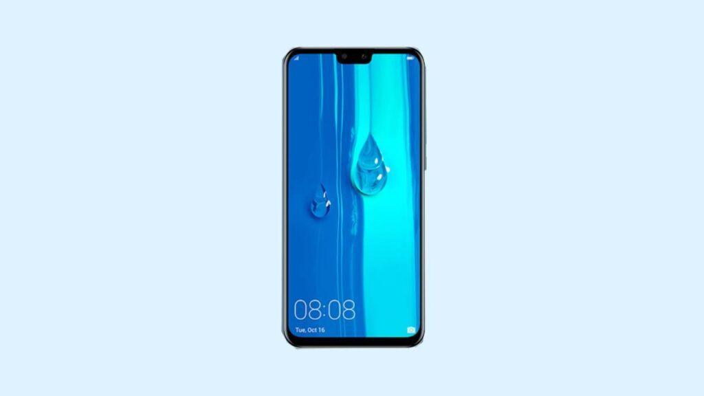 Huawei Y9 Jackman-L22 Firmware