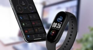 connect M5 smartwatch to mobile phone